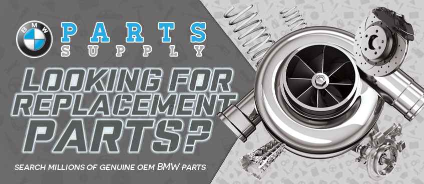 BMW Part Supply  Genuine BMW OEM Parts and Accessories